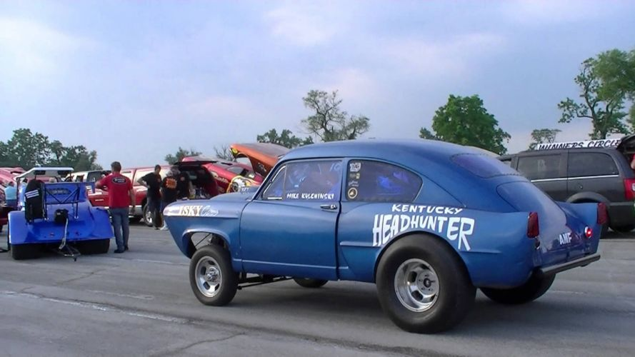 HENRY hot rod rods retro drag racing race gasser d wallpaper