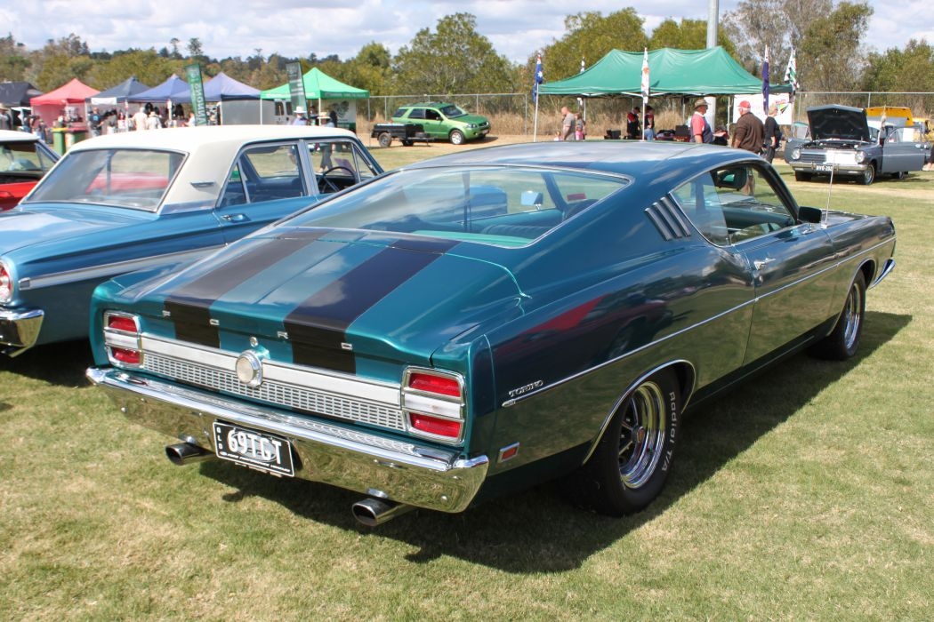 hot rod rods classic muscle 1969 Ford Torino  f wallpaper