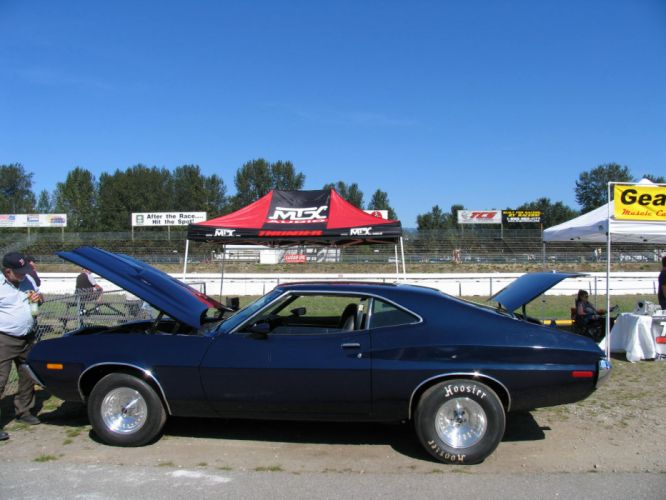 hot rod rods classic muscle 1969 Ford Torino drag race racing h wallpaper