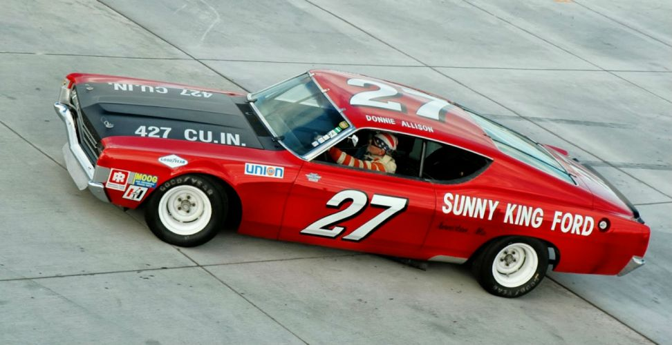 hot rod rods classic muscle 1969 Ford Torino nascar race racing rw wallpaper