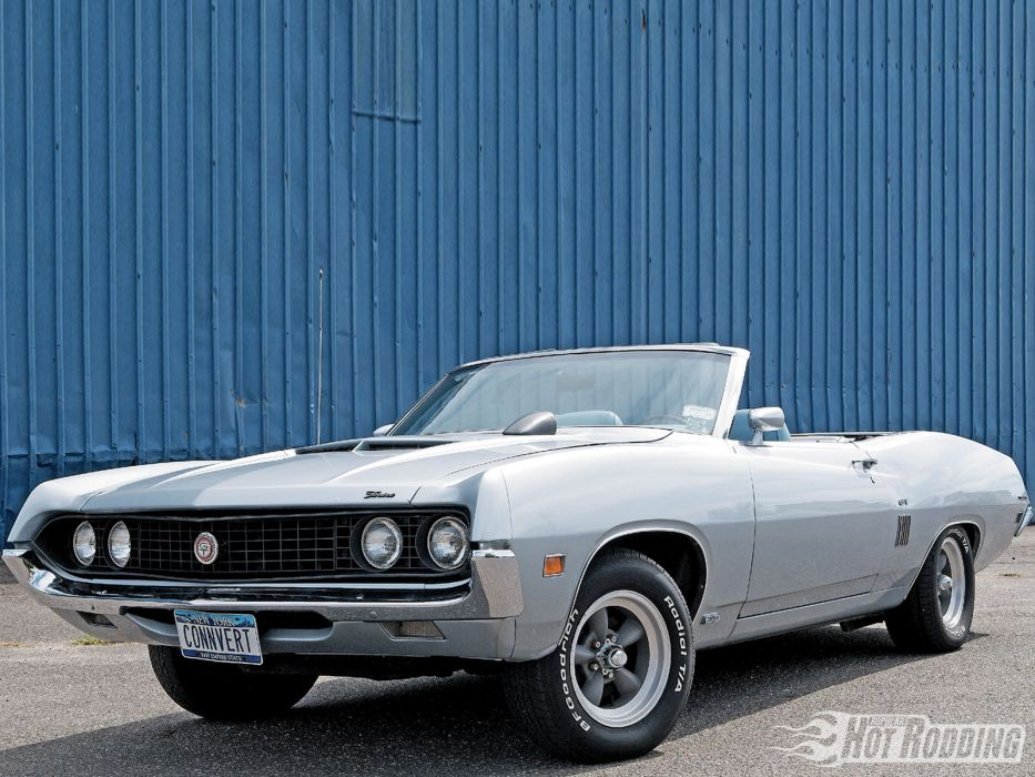 hot rod rods classic muscle 1970 Ford Torino         g wallpaper