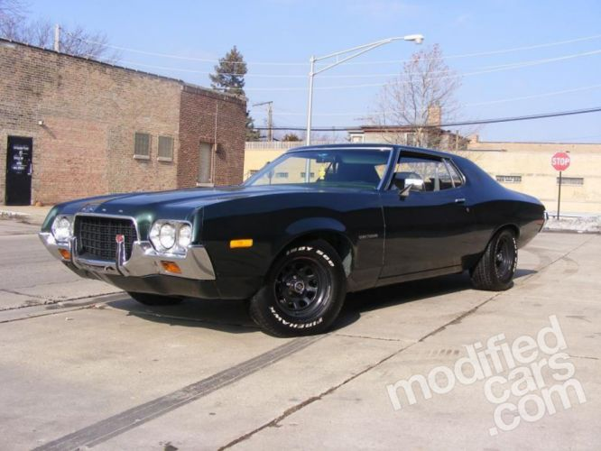 hot rod rods classic muscle 1972 Ford Torino g wallpaper