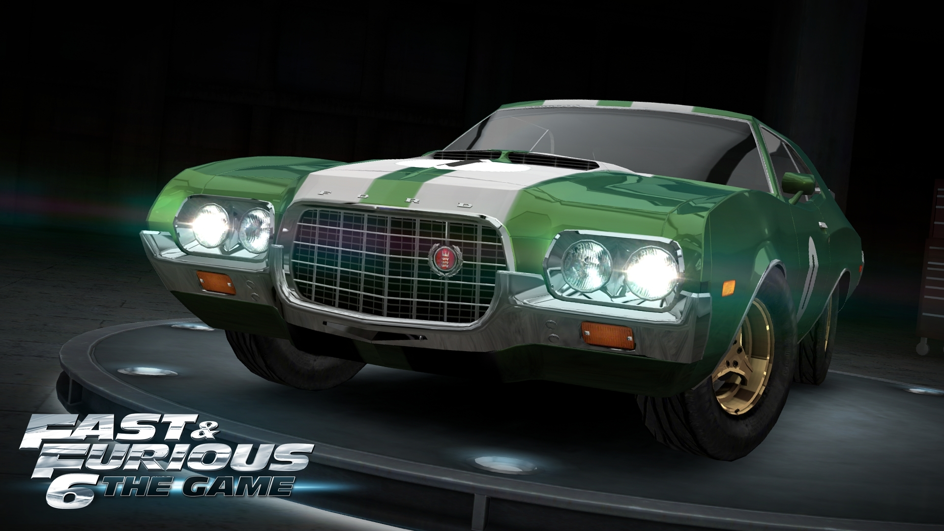 Hot rod rods classic muscle 1972 ford torino fast furious f wallpaper 1920x1080 174448 wallpaperup