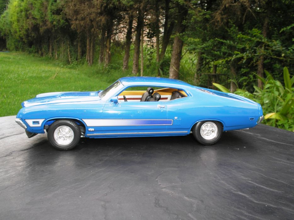 hot rod rods classic muscle Ford Torino   f wallpaper