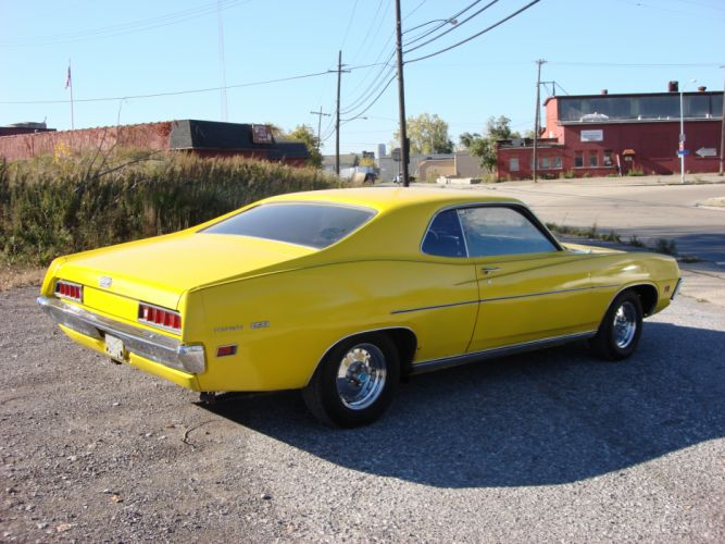 hot rod rods classic muscle Ford Torino fr wallpaper