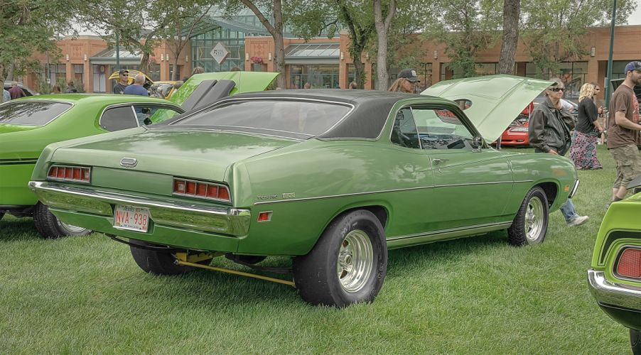 hot rod rods classic muscle Ford Torino g wallpaper