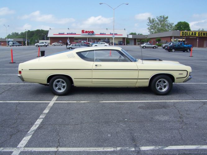 hot rod rods classic muscle Ford Torino 1968 r wallpaper