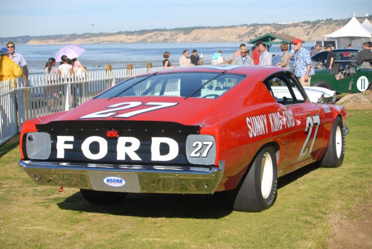 hot rod rods classic muscle Ford Torino nascar race racing gh wallpaper
