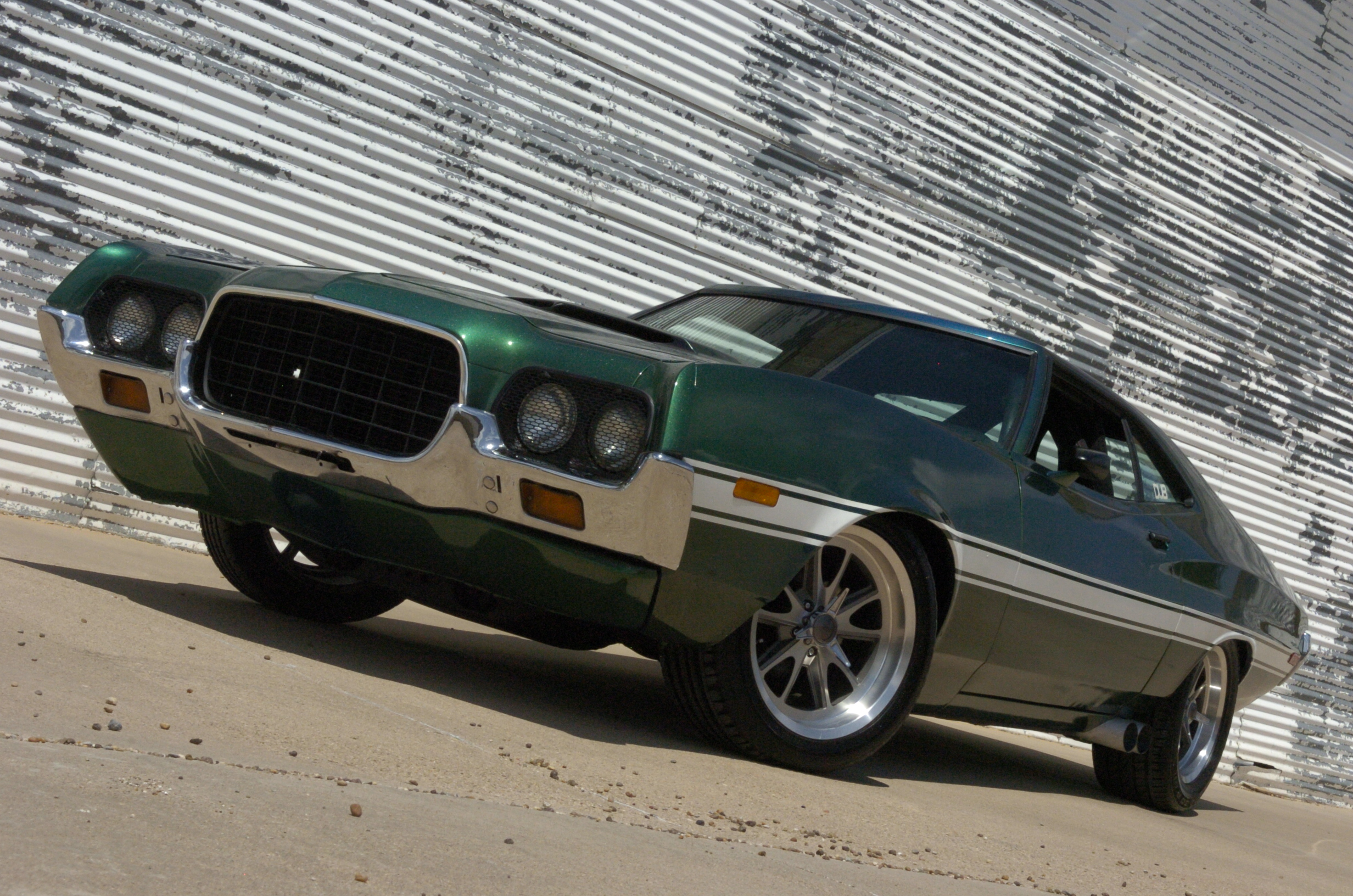 Hot Rod Rods Classic Muscle Ford Torino T Wallpaper & this awesome 1969 talladega gpt special will be driven by vin ... markmcfarlin.com