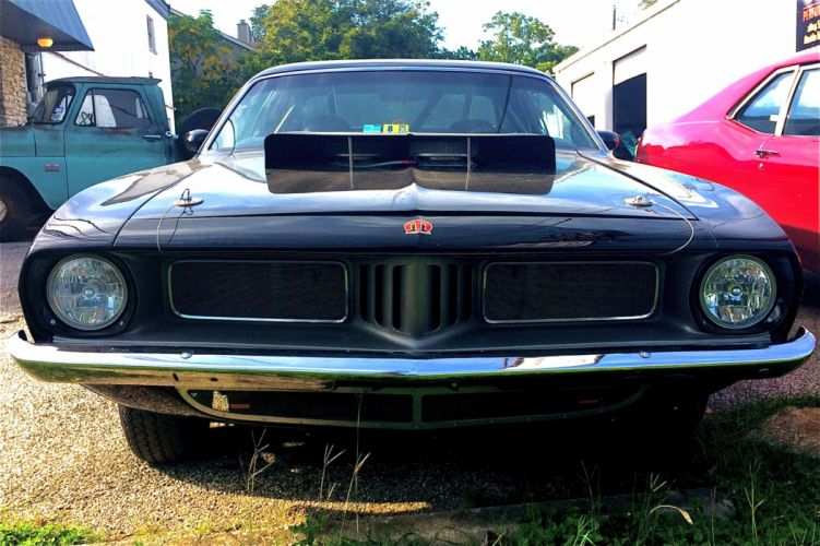 hot rod rods classic plymouth barracuda cuda muscle ge wallpaper