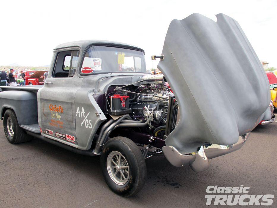 hot rod rods drag racing race gasser chevrolet pickup engine    g wallpaper