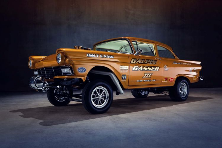 hot rod rods drag racing race gasser ford e wallpaper