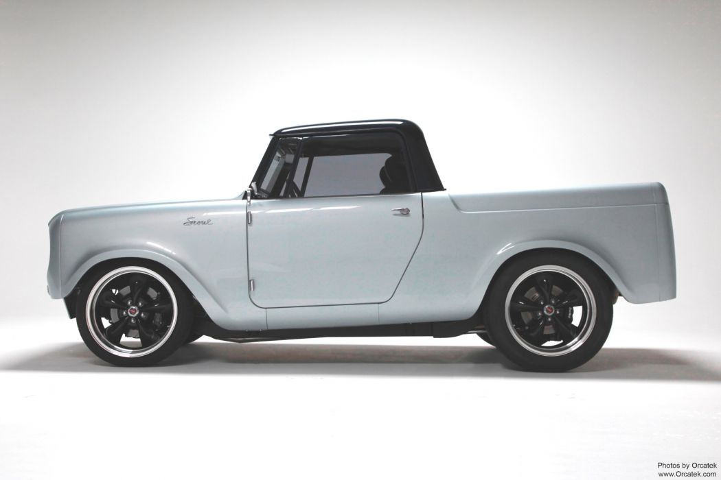hot rod rods pickup classic 1962 International Scout wallpaper