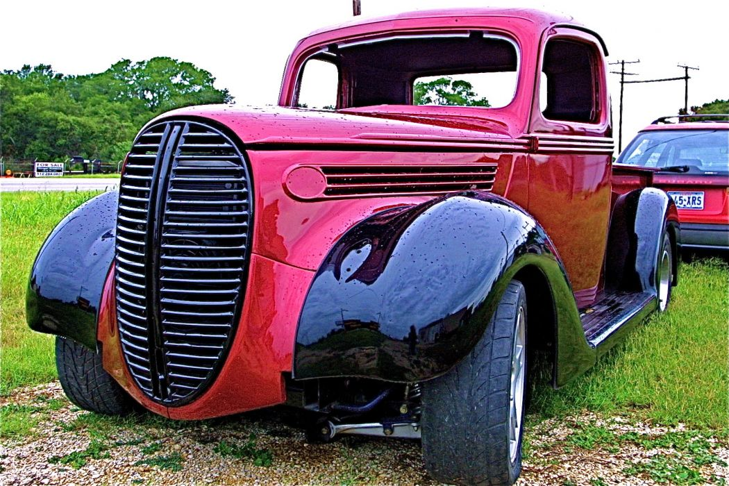 hot rod rods pickup retro ford      f wallpaper