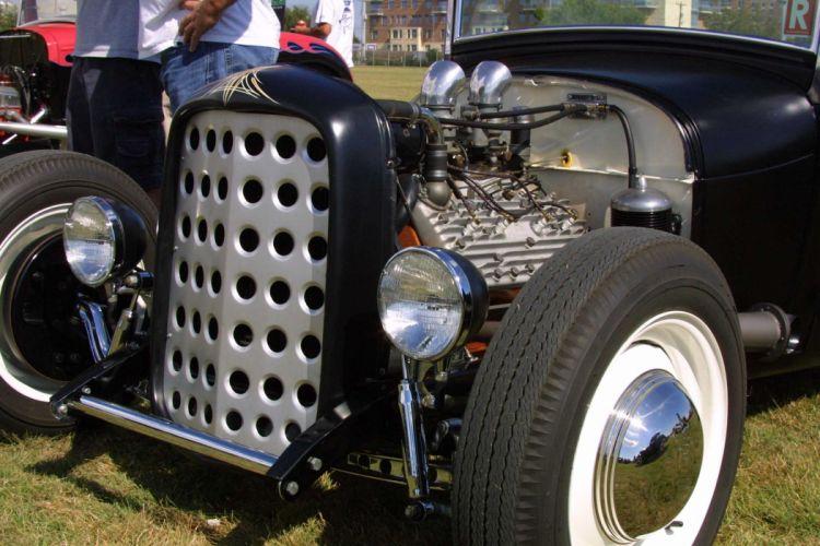 hot rod rods retro engine g wallpaper