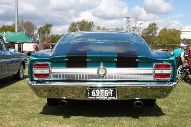 muscle classic 1969 ford torino r wallpaper