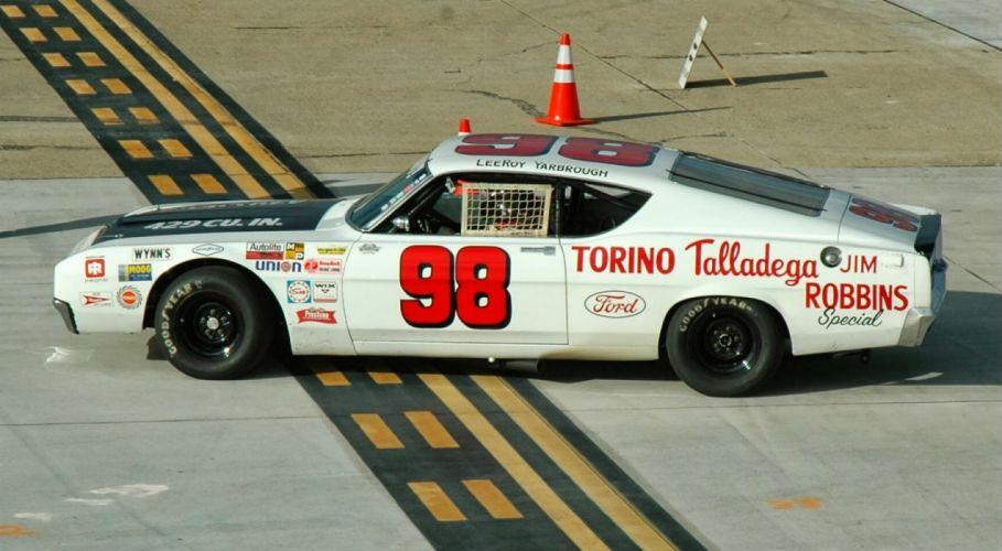 NASCAR race racing ford torino f wallpaper