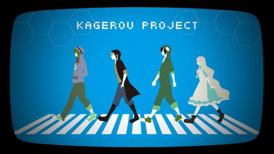 Kagerou Project f wallpaper