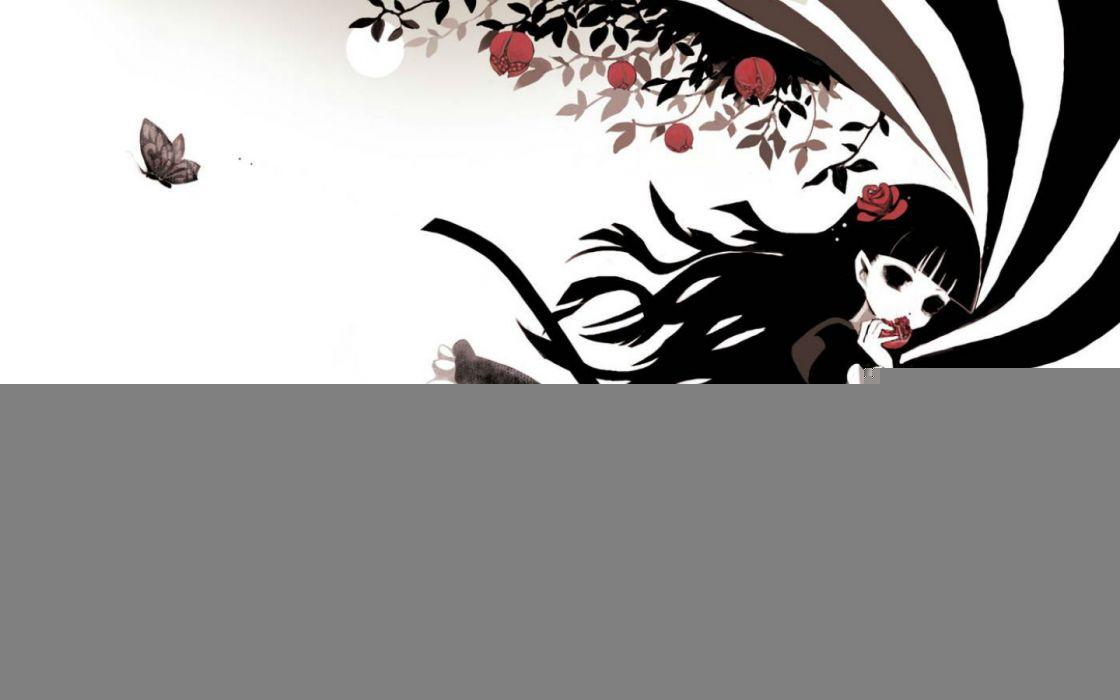 SHIKI Corpse Demon    te wallpaper