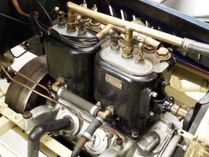 1903 Clement 12-16HP Rear-Entrance Tonneau retro engine d wallpaper
