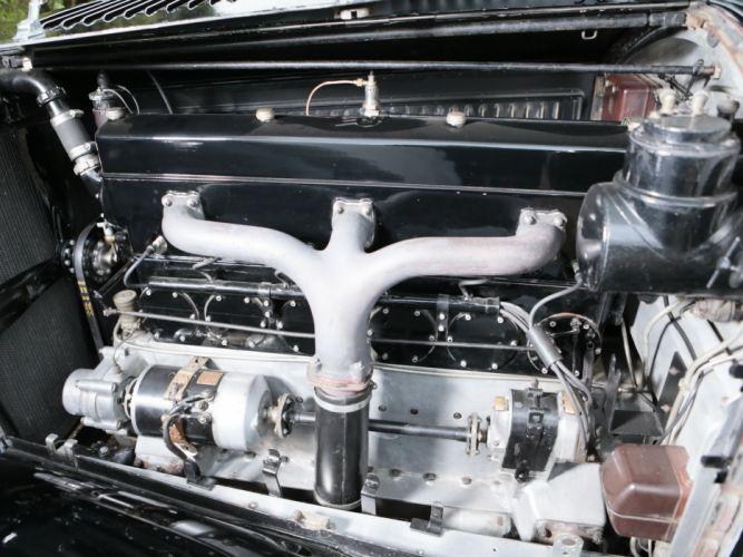 1931 Rolls Royce Phantom II Continental Touring Saloon by Mulliner luxury retro engine g wallpaper