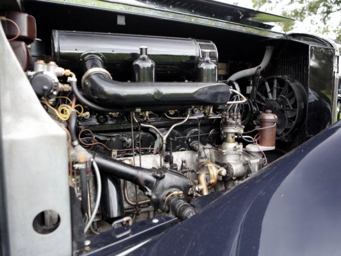 1934 Bentley Tourer by Lancefield Corsica retro engine r wallpaper