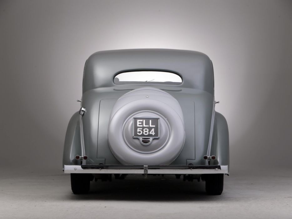 1937 Rolls Royce Phantom III Sports Sedanca de Ville Gurney Nutting retro luxury      g wallpaper