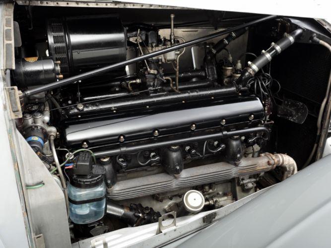 1937 Rolls Royce Phantom III Sports Sedanca de Ville Gurney Nutting retro luxury engine g wallpaper