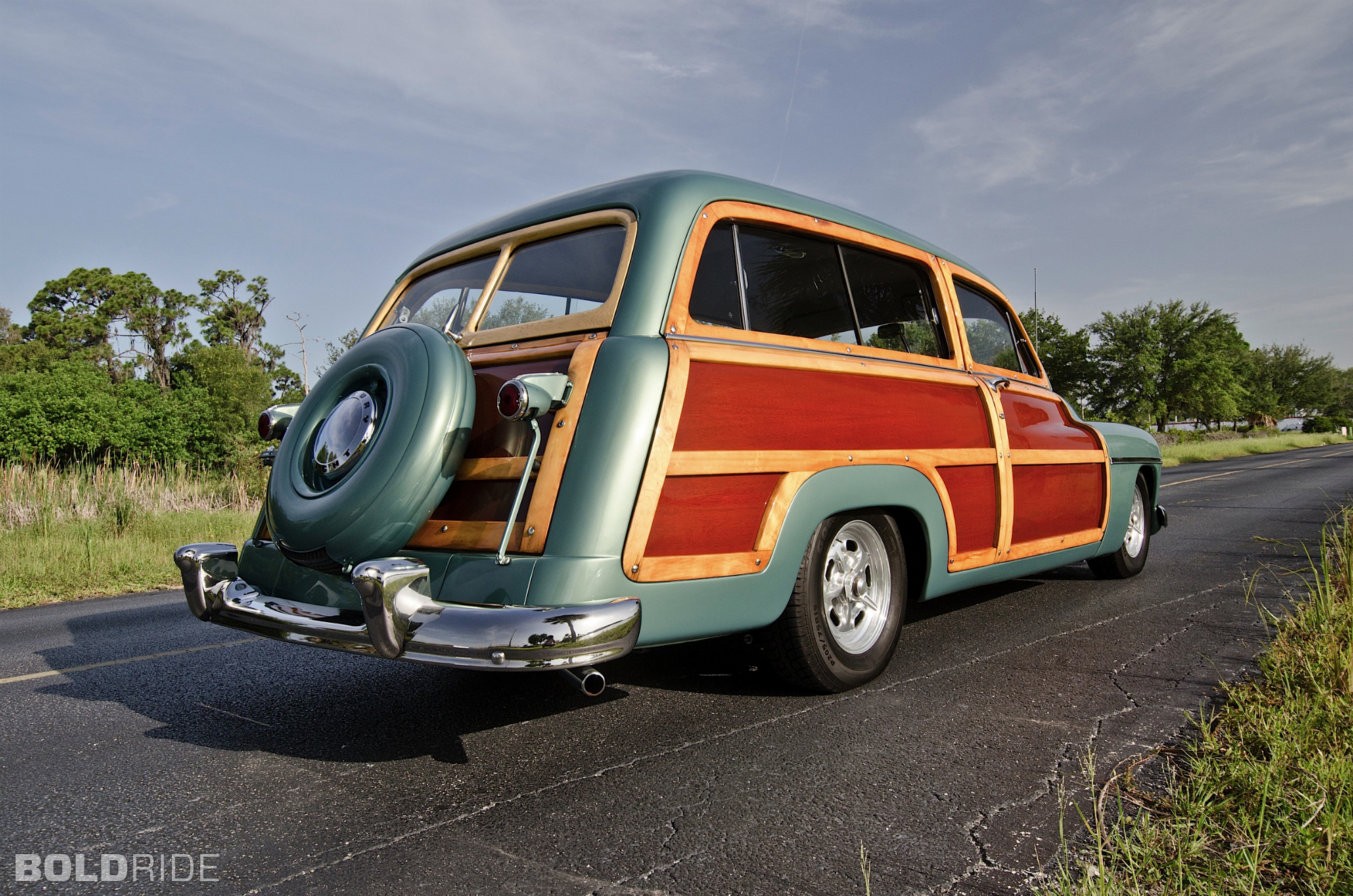 1949 Mercury Woodie StationWagon hot rod rods retro r wallpaper ...