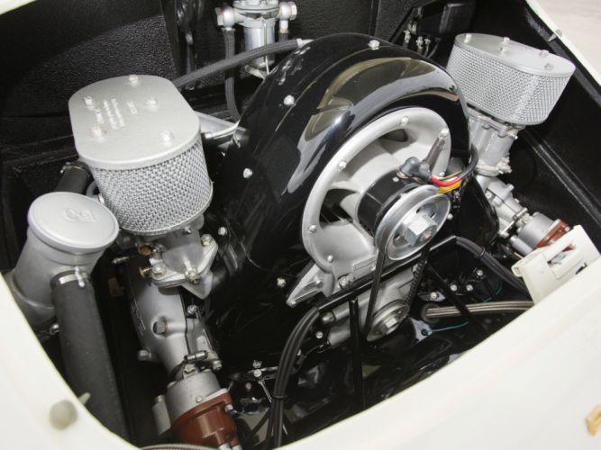 1955 Porsche 356A 1500 GS Carrera Speedster by Reutter US-spec (T1) retro g-s t-1 engine r wallpaper