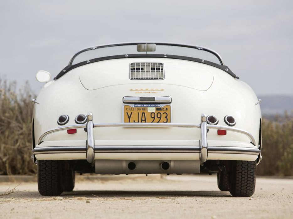 1955 Porsche 356A 1500 GS Carrera Speedster by Reutter US-spec (T1) retro g-s t-1   t wallpaper
