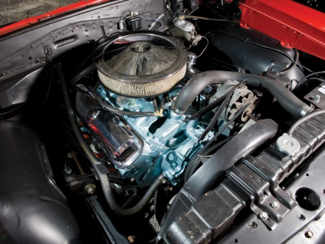 1967 Pontiac Tempest GTO Hardtop Coupe muscle classic engine g wallpaper