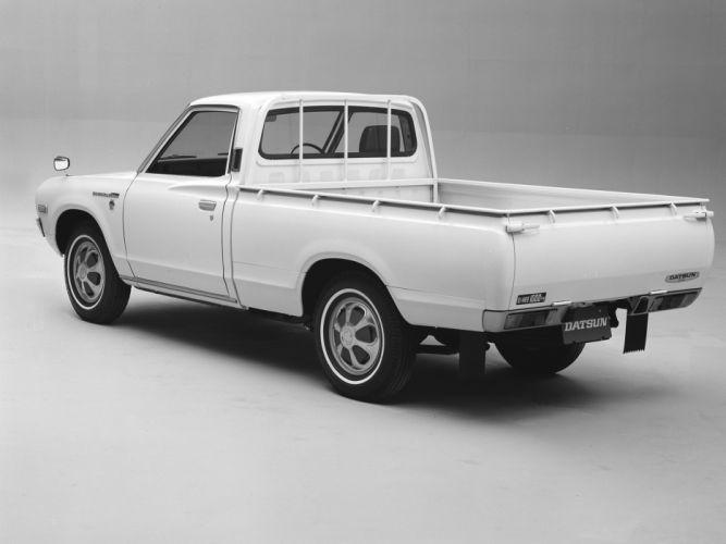 1972 Datsun Pickup (620) r wallpaper