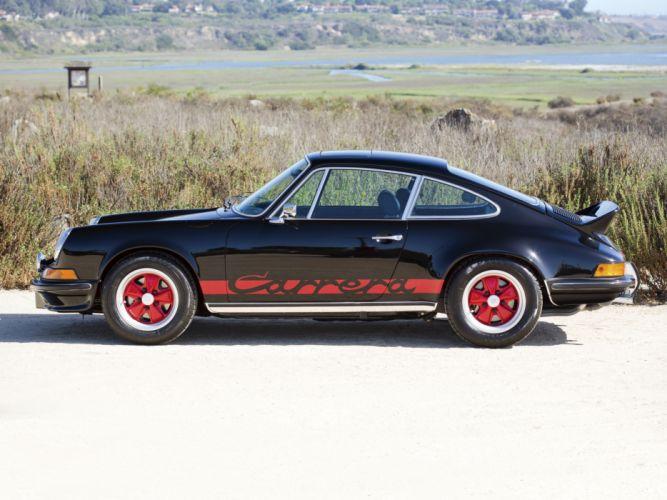 1972 Porsche 911 Carrera RS 2_7 Touring UK-spec 911 da wallpaper