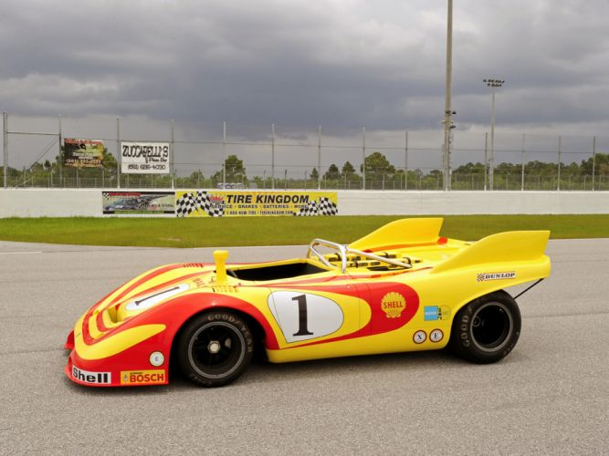 1972 Porsche 917-10 Interserie Spyder le-mans race racing f wallpaper