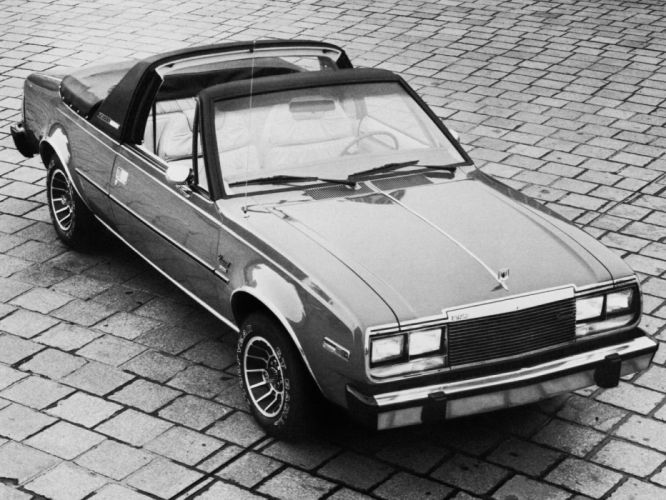 1981 AMC Concord Convertible by Griffith wallpaper