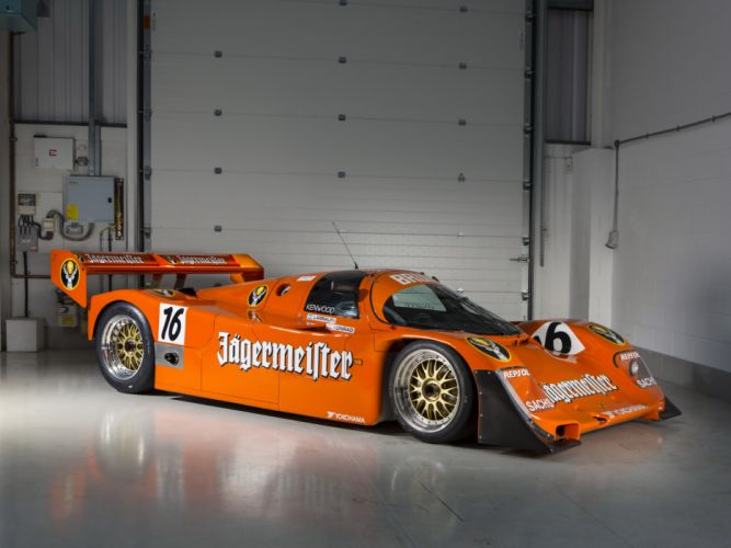 1984 Porsche 962C race racing le-mans t wallpaper