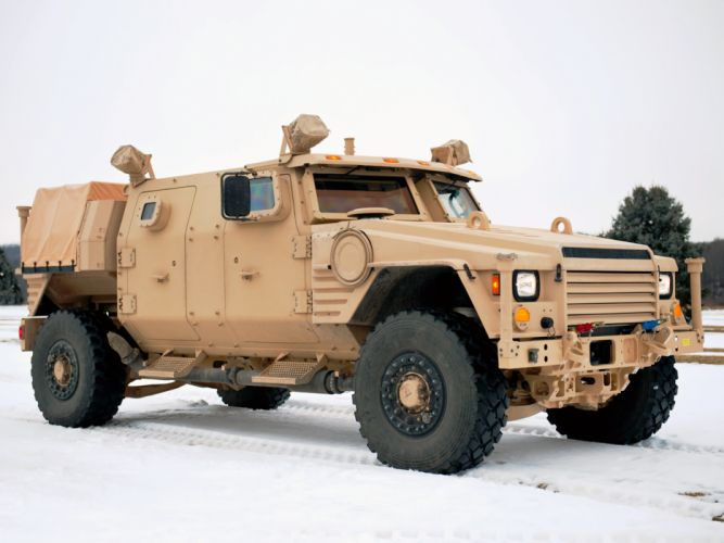 2008 Lockheed Martin JLTV Prototype military 4x4 f wallpaper