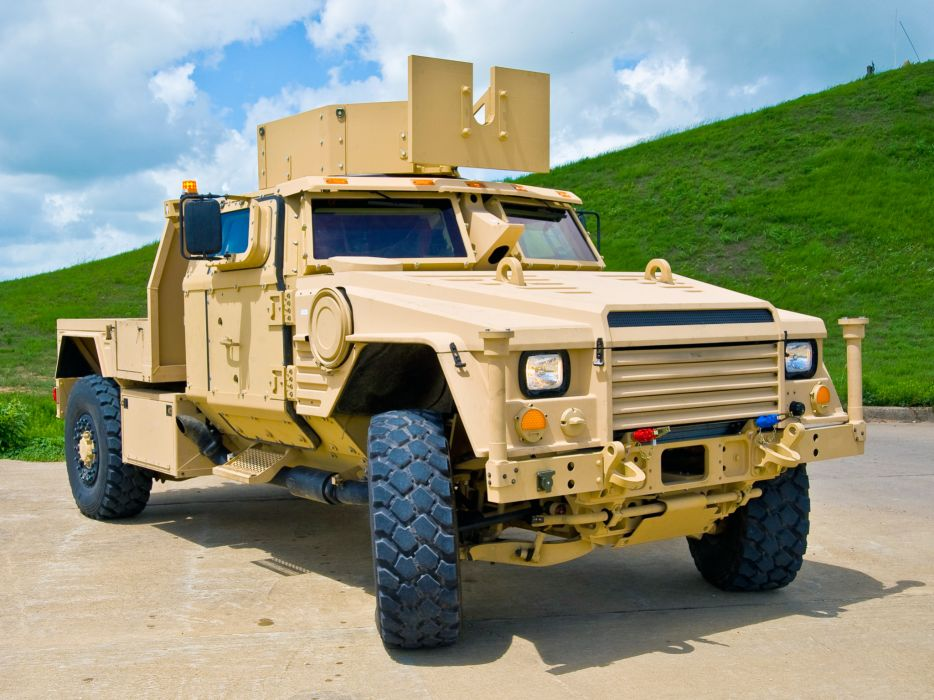2008 Lockheed Martin JLTV Prototype military 4x4 rf wallpaper