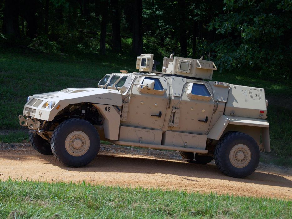2010 BAE Valanx JLTV GPV military     f wallpaper