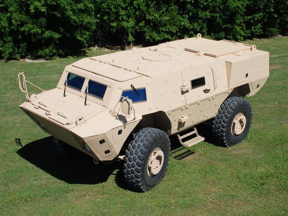 2012 Textron-Systems COMMANDO Elite TAPV 4x4 military   d wallpaper