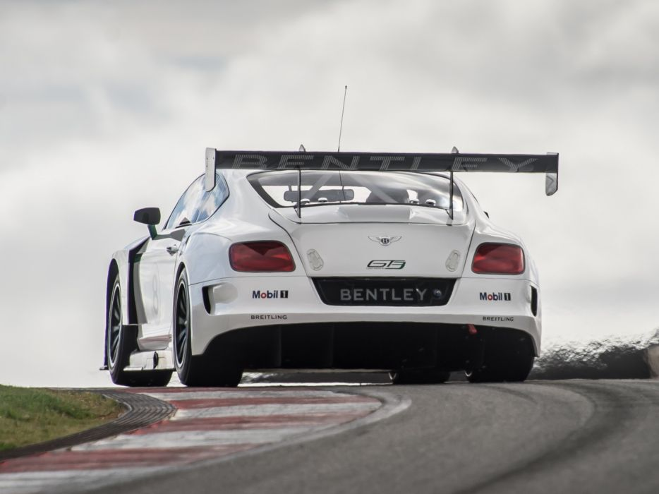 2013 Bentley Continental GT3 race racing supercar  f wallpaper