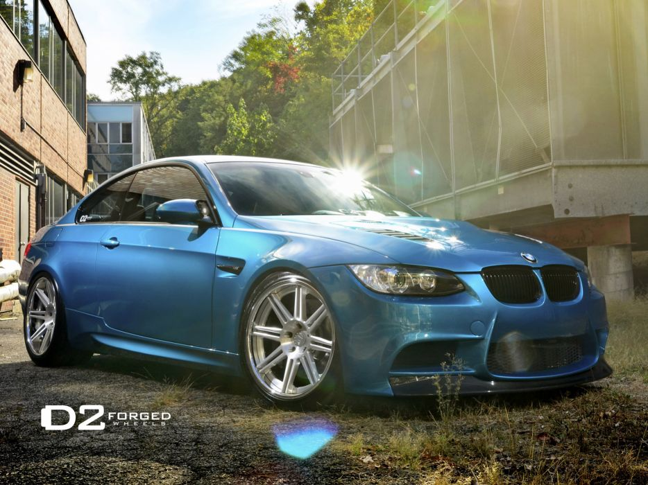 2013 D2Forged BMW M3 CV13 tuning m-3         f wallpaper