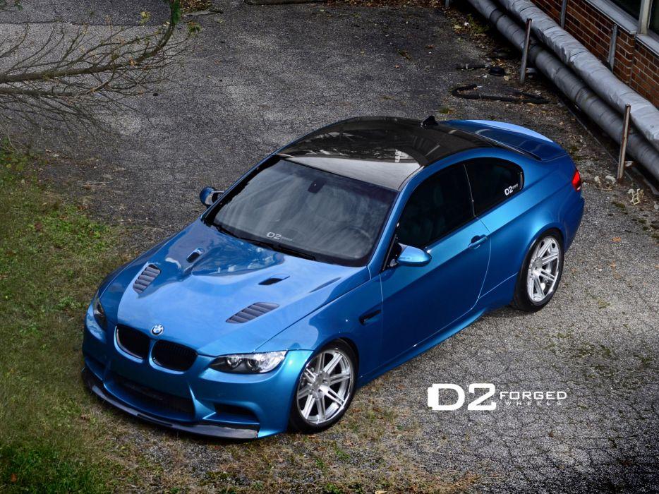 2013 D2Forged BMW M3 CV13 tuning m-3    d wallpaper