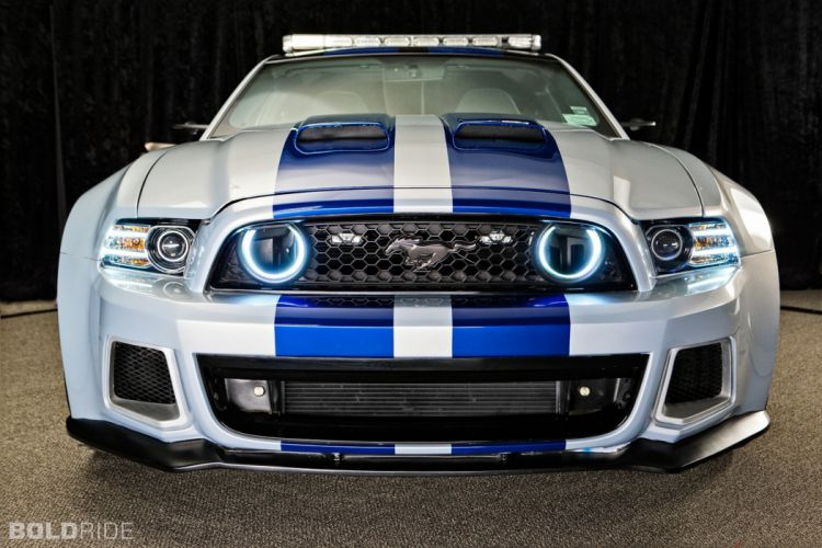 2013 Ford Need for Speed Mustang muscle e wallpaper