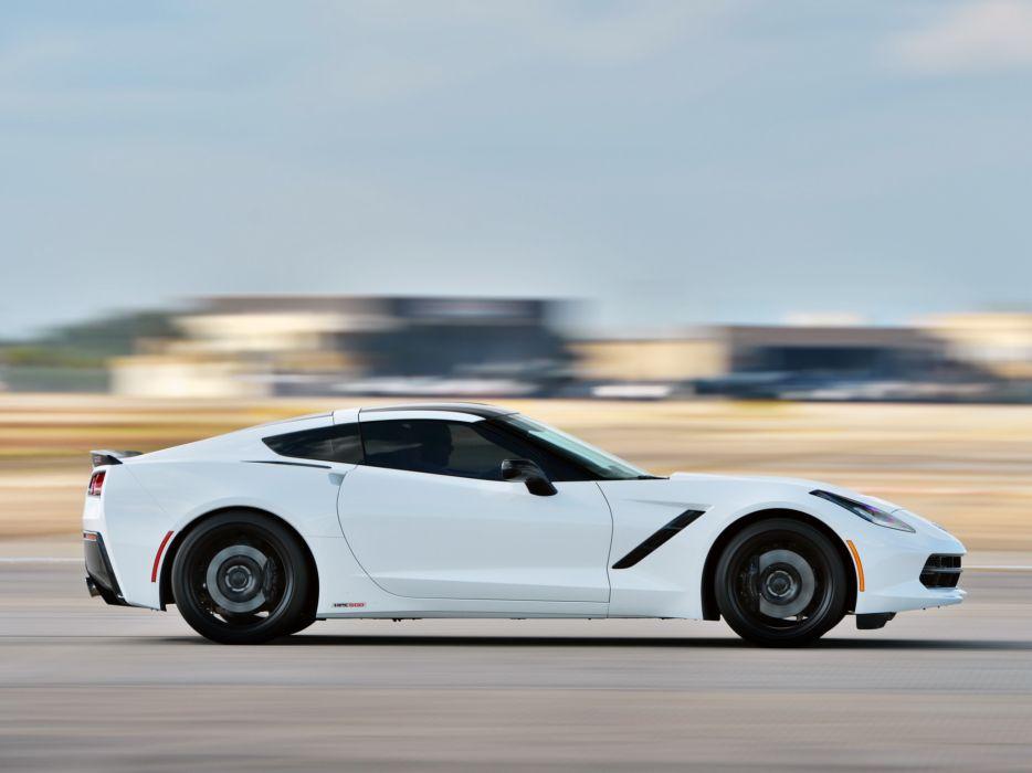 2013 Hennessey Corvette Stingray HPE500 (C-7) supercar muscle   t wallpaper
