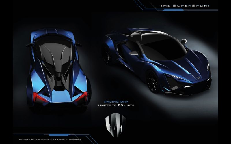 2015 W-Motors Lykan SuperSport supercar e wallpaper