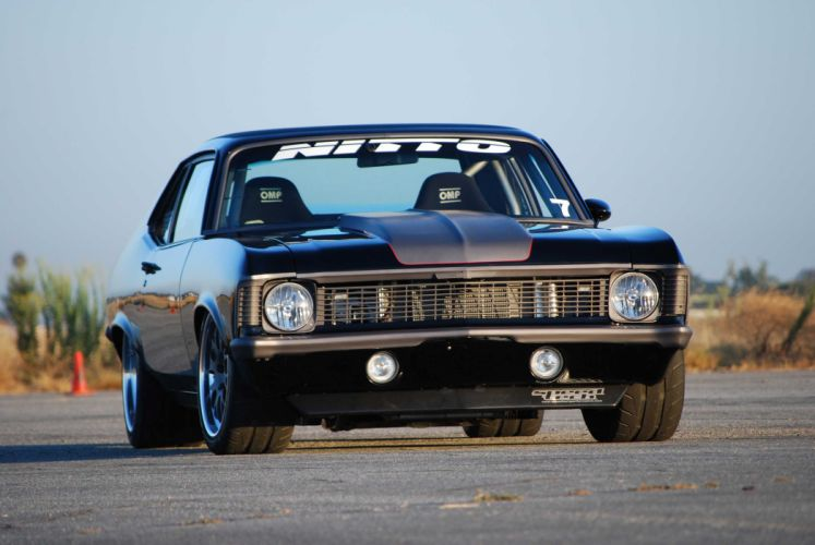 hot rod rods chevrolet nova 1972 d wallpaper