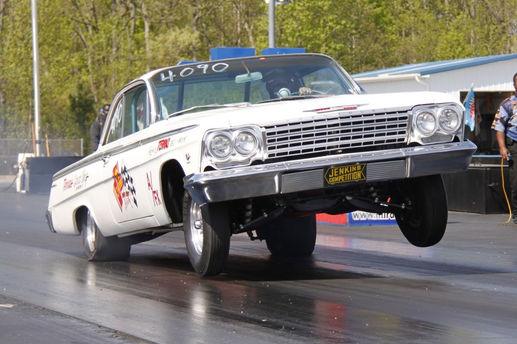 hot rod rods drag race racing chevrolet impala  r_JPG wallpaper