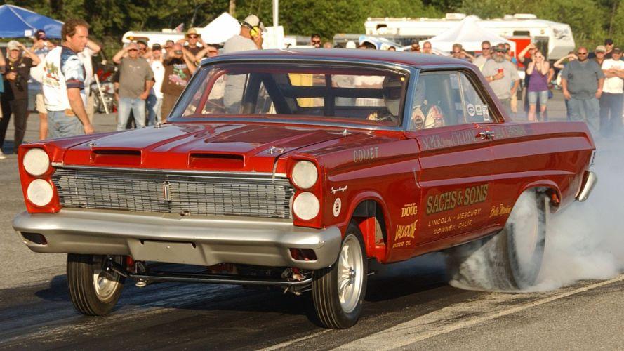 hot rod rods drag race racing ford comet f wallpaper